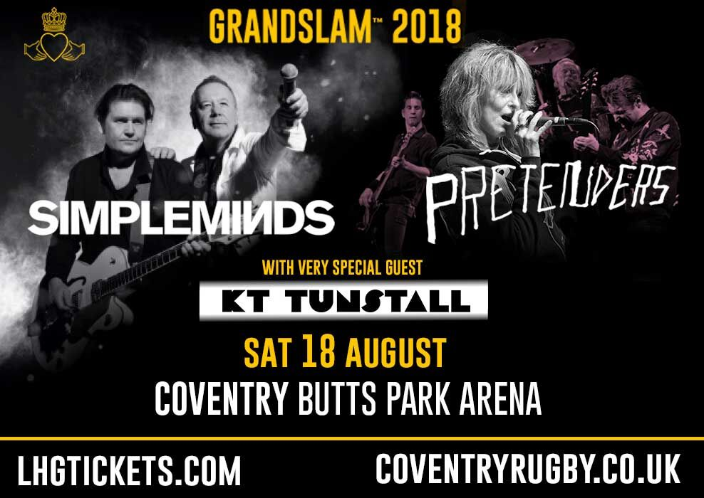Making History – GRANDSLAM 2018 at the BPA – Coventry Rugby