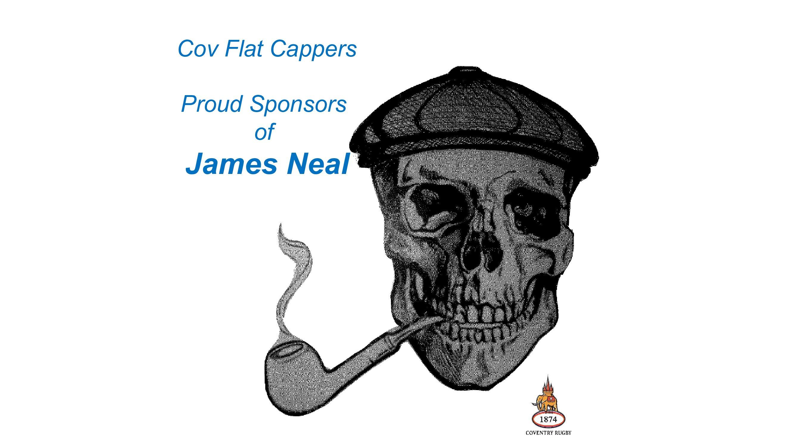 James Neal's sponsor logo
